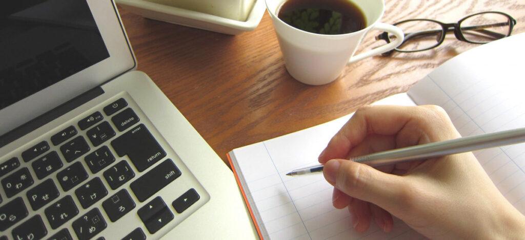 ブログ入門 ~ 文章を書くのが苦手な方の対策法