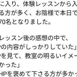3年でピアノ生徒が30人⇒70人になった横浜のピアノ教室T先生。何をやった?